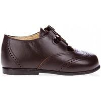 Zapatos Niños Richelieu Garatti PR0044 Marrón