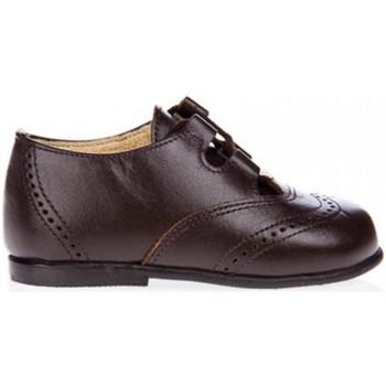 Zapatos Niños Richelieu Garatti PR0044 Marr?n