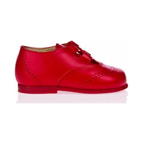 Zapatos Niños Richelieu Garatti PR0044 Rojo