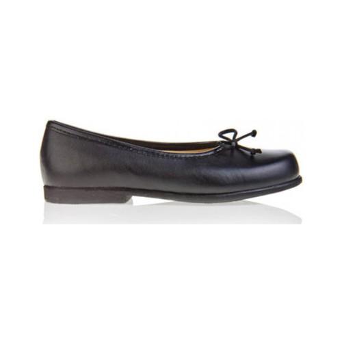 Zapatos Niña Bailarinas-manoletinas Garatti AN0069 Negro