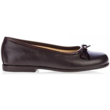 Zapatos Niña Bailarinas-manoletinas Garatti AN0069 Marrón