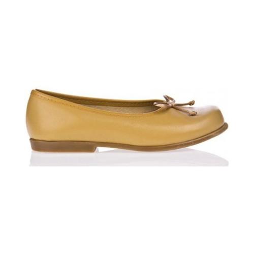 Zapatos Niña Bailarinas-manoletinas Garatti AN0069 Beige