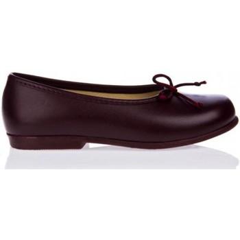Zapatos Niña Bailarinas-manoletinas Garatti AN0069 Rojo