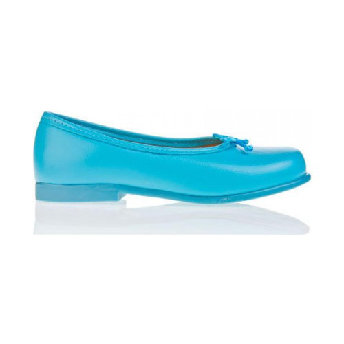 Zapatos Niña Bailarinas-manoletinas Garatti AN0069 Turquesa