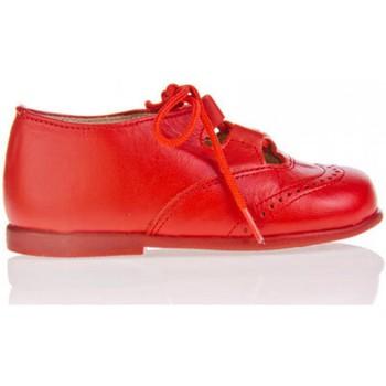 Zapatos Niños Richelieu Garatti PR0046 Rojo