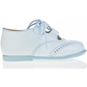 Zapatos Niños Richelieu Garatti PR0046 Azul