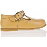Zapatos Niño Bailarinas-manoletinas Garatti PR0047 Beige