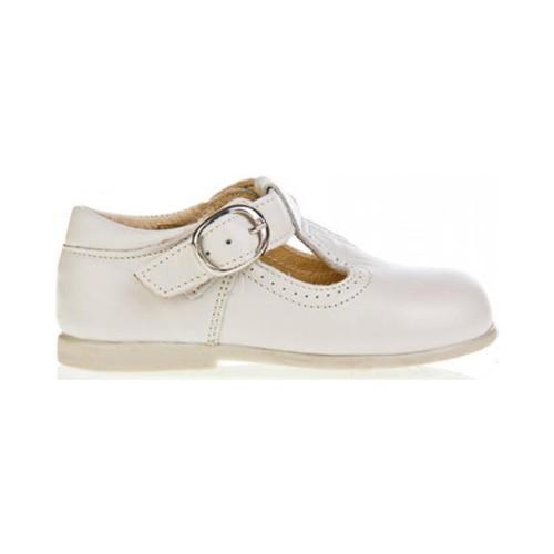 Zapatos Niño Bailarinas-manoletinas Garatti PR0047 Hueso