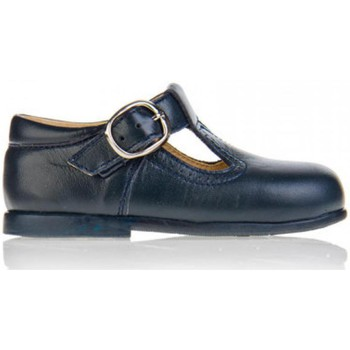 Zapatos Niño Bailarinas-manoletinas Garatti PR0047 Azul