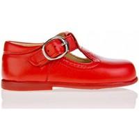 Zapatos Niño Bailarinas-manoletinas Garatti PR0047 Rojo