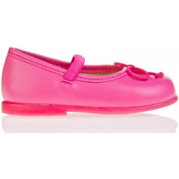 Zapatos Niña Bailarinas-manoletinas Garatti PR0048 Rosa