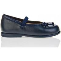 Zapatos Niña Bailarinas-manoletinas Garatti PR0048 Azul