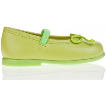 Zapatos Niña Bailarinas-manoletinas Garatti PR0048 Verde