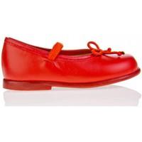 Zapatos Niña Bailarinas-manoletinas Garatti PR0048 Rojo