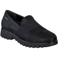 Zapatos Hombre Mocasín Mephisto LORIANE Negro