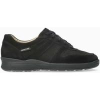 Zapatos Hombre Zapatillas bajas Mephisto REBECAPERF Negro