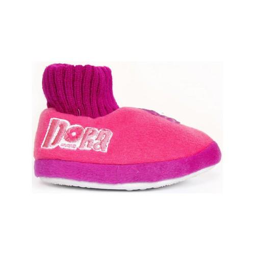 Zapatos Niña Pantuflas Dora La Exploradora 380120 Rosa