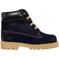 Zapatos Niños Botas de caña baja Garatti AN0075 Azul