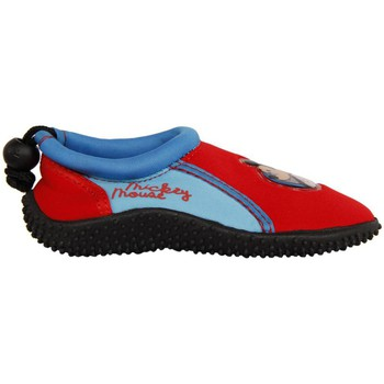 Zapatos Niña Slip on Disney 2301-771 Rojo