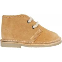 Zapatos Niños Botas de caña baja Garatti PR0054 Beige