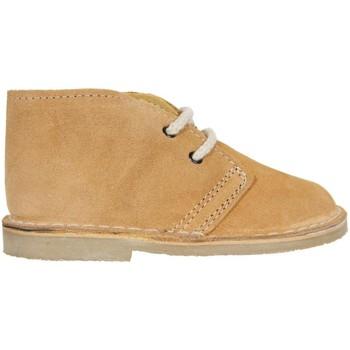 Zapatos Niños Botas de caña baja Garatti AN0073 Beige