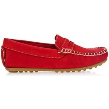 Zapatos Niño Mocasín Garatti AN0074 Rojo