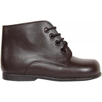 Zapatos Niños Botas de caña baja Garatti PR0052 Marrón