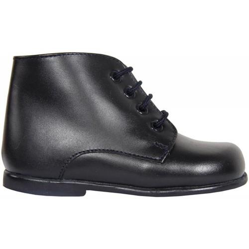 Zapatos Niños Botas de caña baja Garatti PR0052 Azul