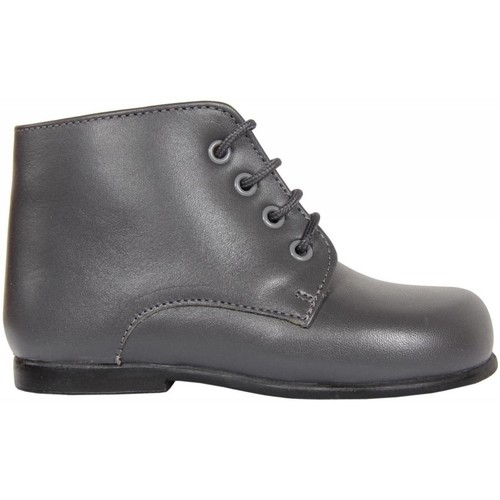 Zapatos Niños Botas de caña baja Garatti PR0052 Gris