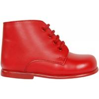 Zapatos Niños Botas de caña baja Garatti PR0052 Rojo