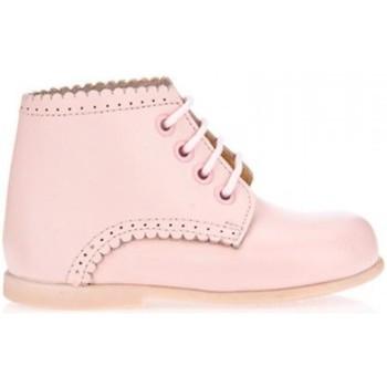 Zapatos Niña Botas de caña baja Garatti PR0053 Rosa