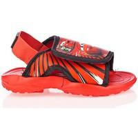 Zapatos Niño Sandalias Cars - Rayo Mcqueen 2301-420 Rojo