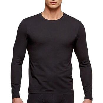 textil Hombre Camisetas manga larga Impetus 1368898 020 Negro