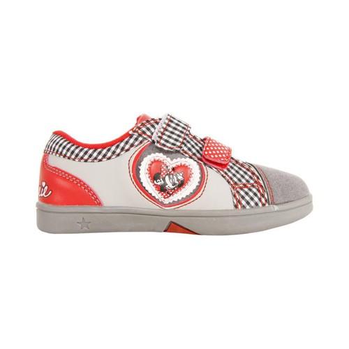 Zapatos Niña Zapatillas bajas Minnie Mouse 2303-635 Gris