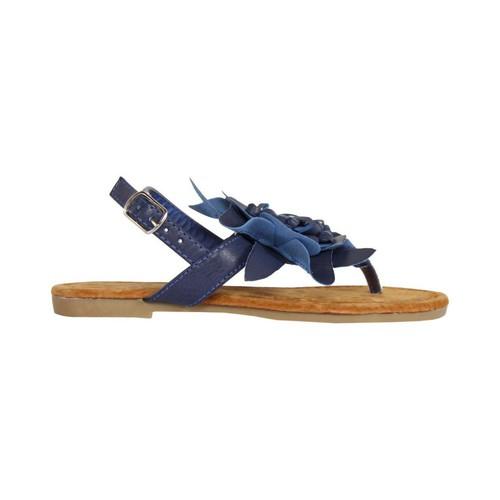 Zapatos Niña Sandalias Urban UB105503 Azul