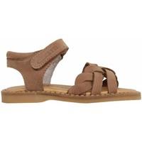Zapatos Niña Sandalias Garatti PR0057 Beige