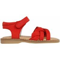 Zapatos Niña Sandalias Garatti PR0057 Rojo