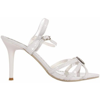 Zapatos Mujer Sandalias Top Way B028641-B7200 Blanco