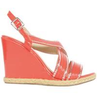 Zapatos Mujer Sandalias Top Way B039031-B7200 Rojo