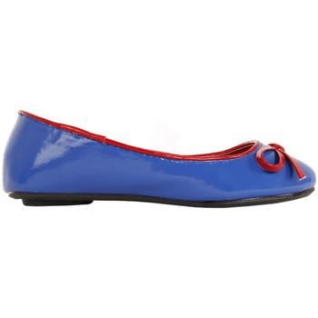 Zapatos Niña Bailarinas-manoletinas Happy Bee B039091-B1654 Azul