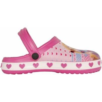 Zapatos Niña Zuecos (Mules) Princesas WD7887 Rosa