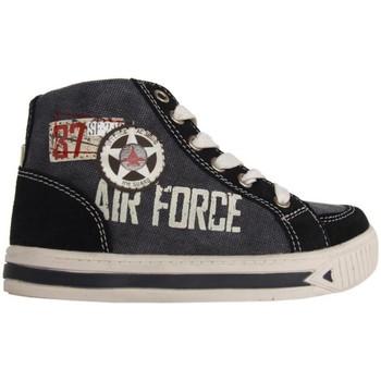 Zapatos Niño Zapatillas altas New Teen 147923-B4600 Azul