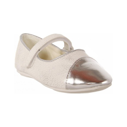 Zapatos Niña Bailarinas-manoletinas Flower Girl 850871-B2040 Blanco