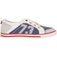 Zapatos Niño Zapatillas bajas New Teen 138593-B4600 Azul