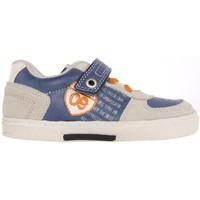 Zapatos Niño Zapatillas bajas New Teen 139160-B2040 Azul