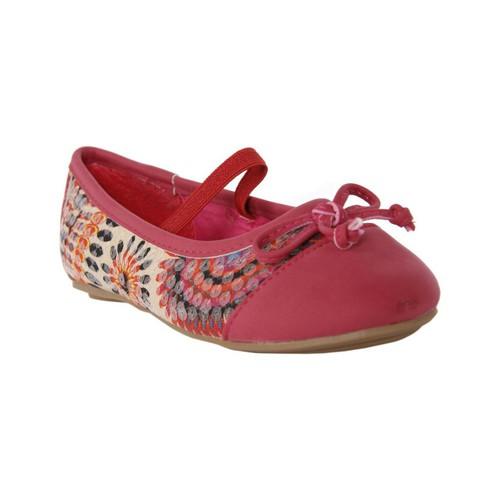 Zapatos Niña Bailarinas-manoletinas Flower Girl 850603-B4600 Rosa