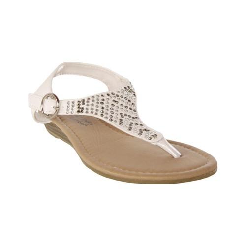Zapatos Niña Sandalias Happy Bee B115782-B4600 Blanco