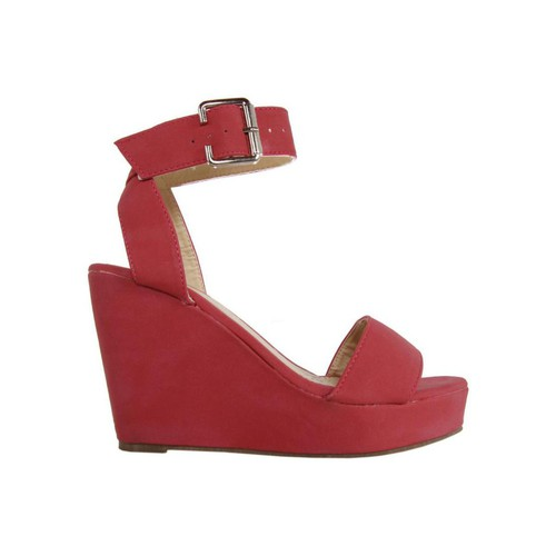 Zapatos Mujer Sandalias Top Way B040172-B7200 Rosa