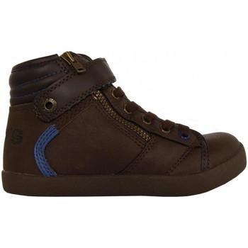 Zapatos Niño Zapatillas altas Levi's 381470-40 REBEL Marrón