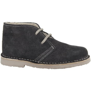 Zapatos Niños Botas de caña baja Garatti PR0061 Gris